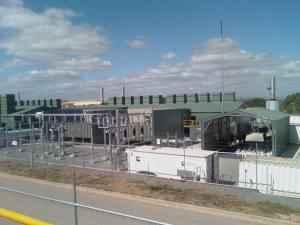 Port Stanvac Grid Connected 65 MWatt Power Station