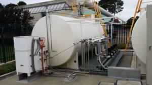 ASG Data Centre Emergency Power Generation Fuel System