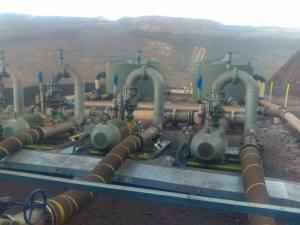 BHP Billiton ARD Transfer Pump Stations TPS19 and TPS 20