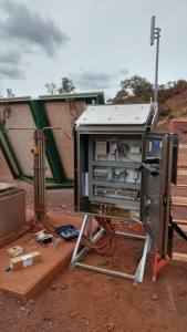 Solar Powered Remote Tank Level Monitoring and Control