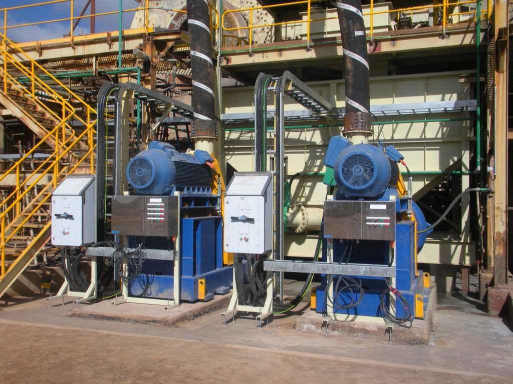 Cyclone Feed Pump Upgrade Petro Min Engineering