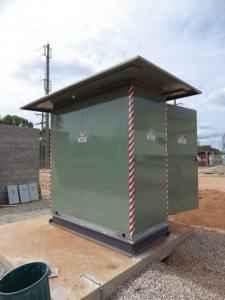 Pajingo Gold Mine High Voltage Upgrade