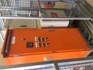 Skid Mounted High Voltage Switchgear For Underground Mines