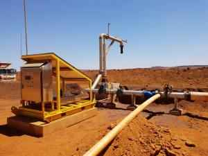 BHP -Ore Body 35 Stand Pipe Solar Stations
