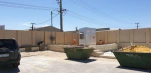 AAA Metal Recyclinng 3MVA - Supply Upgrade